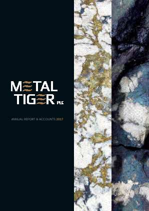 Metal Tiger Plc annual report 2017