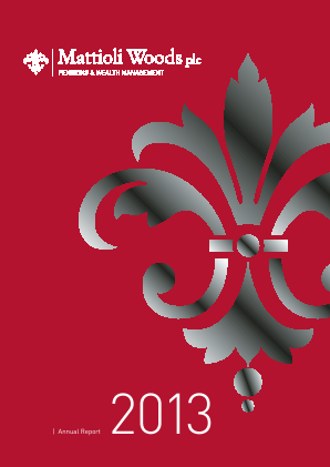 Mattioli Woods annual report 2013
