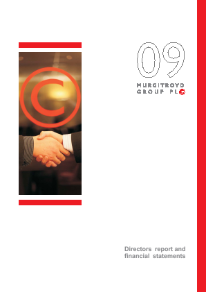 Murgitroyd Group annual report 2009