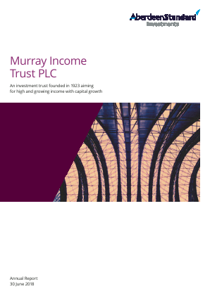 Murray Income Trust annual report 2018