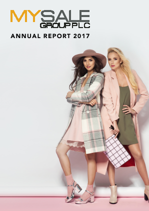 Mysale Group Plc annual report 2017