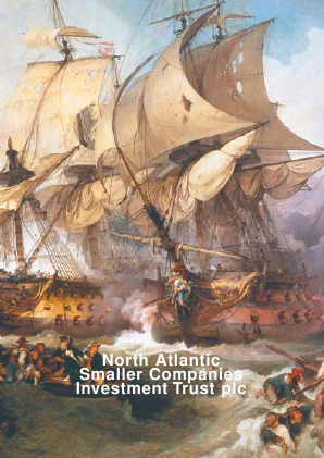 North Atlantic Small Companies Investment Trust annual report 2004