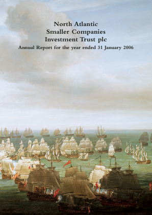 North Atlantic Small Companies Investment Trust annual report 2006