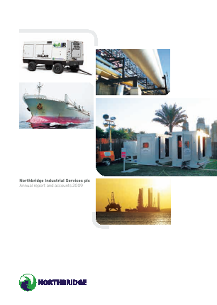 Northbridge Industrial Services annual report 2009