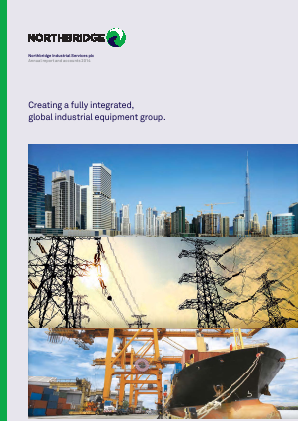 Northbridge Industrial Services annual report 2014