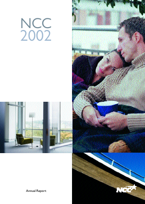 NCC annual report 2002