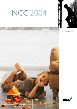 NCC annual report 2004