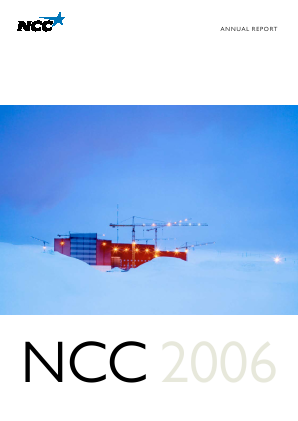 NCC annual report 2006