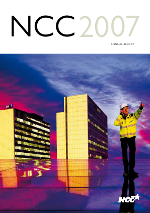 NCC annual report 2007