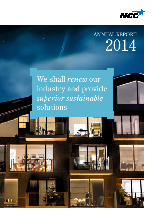 NCC annual report 2014
