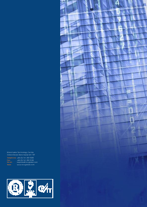 NCC Group annual report 2003