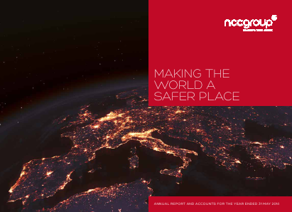 NCC Group annual report 2014