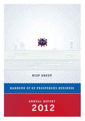 Novorossiysk Commercial Sea Port annual report 2012