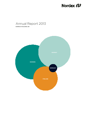 Nordax Group annual report 2013
