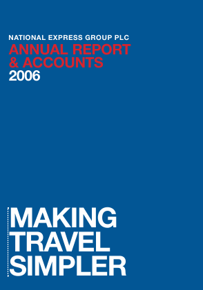 National Express Group annual report 2006