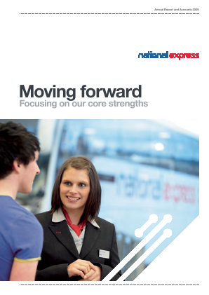 National Express Group annual report 2009
