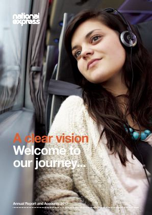 National Express Group annual report 2010
