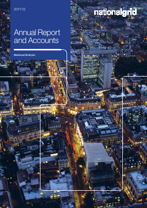 National Grid annual report 2011