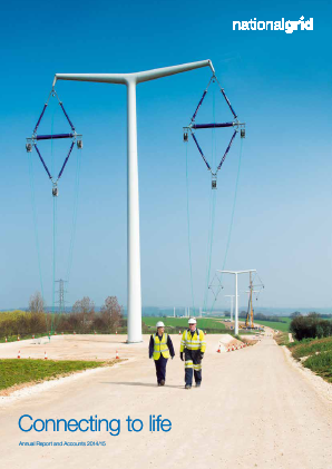 National Grid annual report 2014