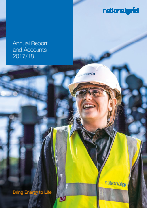National Grid annual report 2018