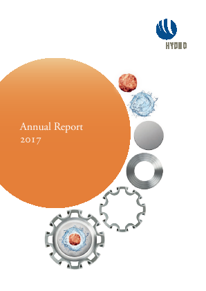 Norsk Hydro Asa annual report 2017
