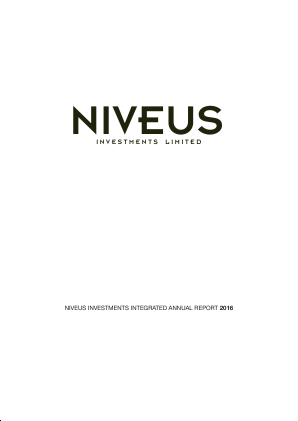 Niveus Investments annual report 2016