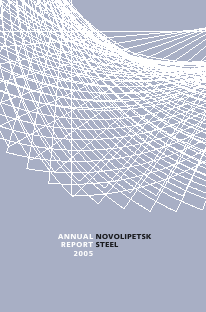 Novolipetsk Iron And Steel Corp annual report 2005
