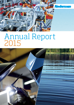 Nederman Holding annual report 2015