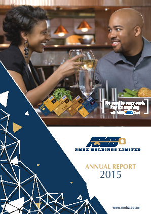 NMBZ Holdings annual report 2015