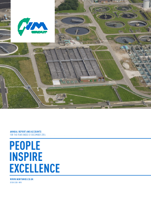 North Midland Construction annual report 2014