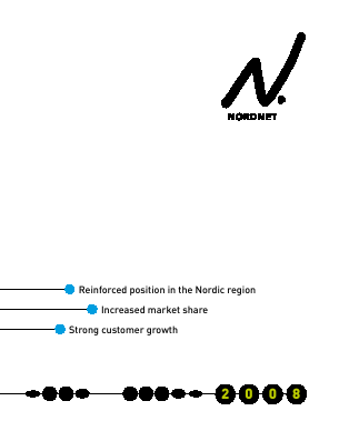 Nordnet annual report 2008
