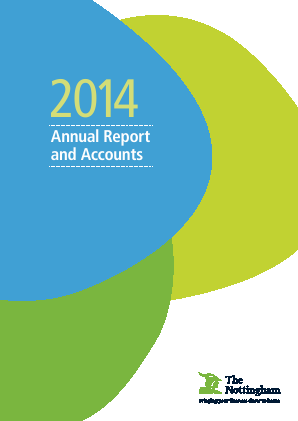 Nottingham Building Society annual report 2014