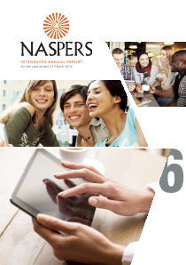 Naspers annual report 2016