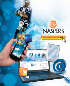Naspers annual report 2011