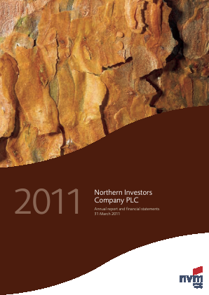 Northern Investors Company annual report 2011