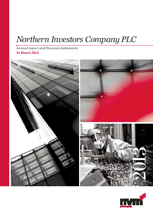Northern Investors Company annual report 2013