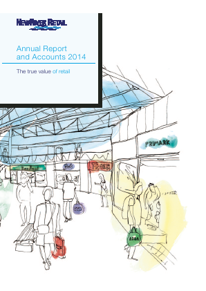 Newriver Retail annual report 2014