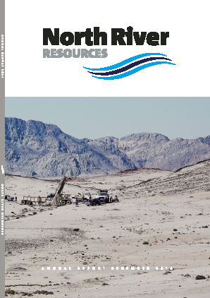 North River Resources Plc annual report 2014
