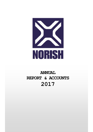 Norish annual report 2017