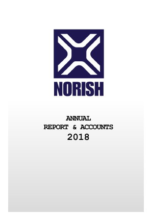 Norish annual report 2018
