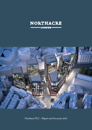 Northacre annual report 2015