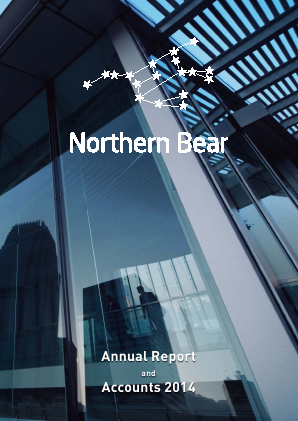 Northern Bear Plc annual report 2014