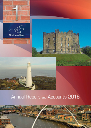 Northern Bear Plc annual report 2016