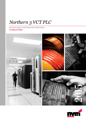 Northern 3 VCT annual report 2015
