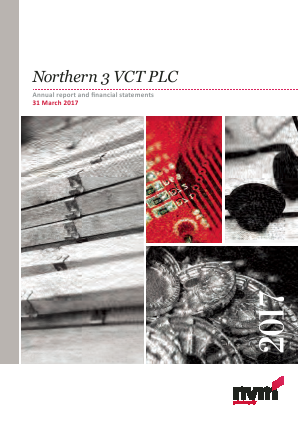 Northern 3 VCT annual report 2017