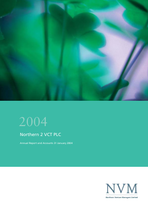 Northern 2 VCT annual report 2004