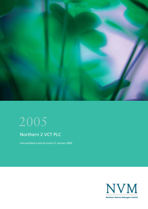 Northern 2 VCT annual report 2005