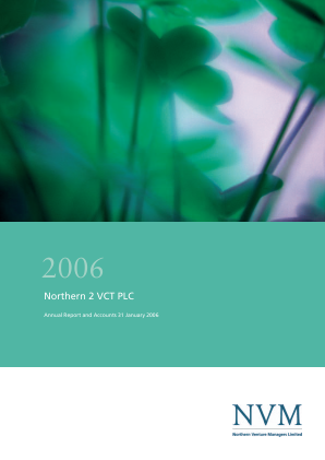 Northern 2 VCT annual report 2006