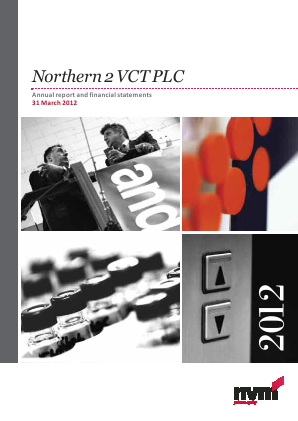 Northern 2 VCT annual report 2012