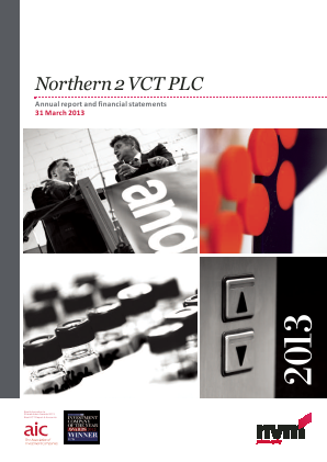Northern 2 VCT annual report 2013